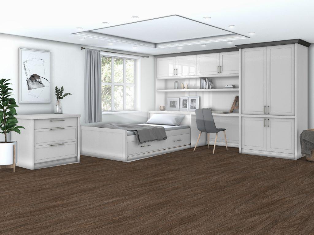 Thiết kế phòng ngủ với Vua sàn gỗ AGT Flooring